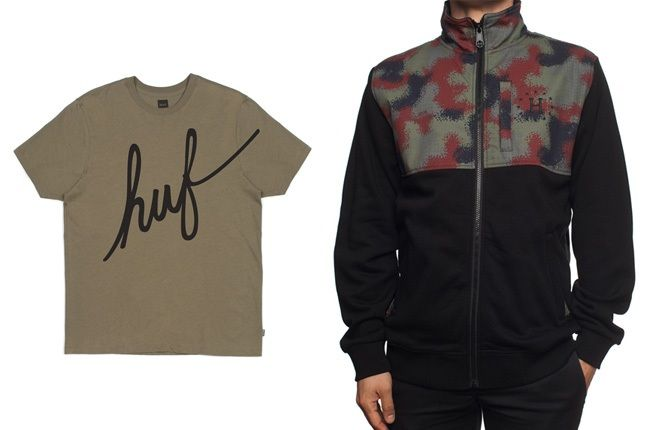 Huf Fw13 Collection Delivery One 10