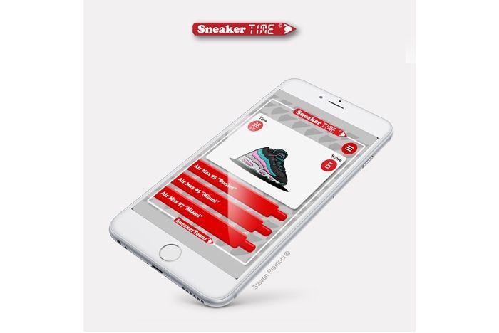 Sneakertime App 21