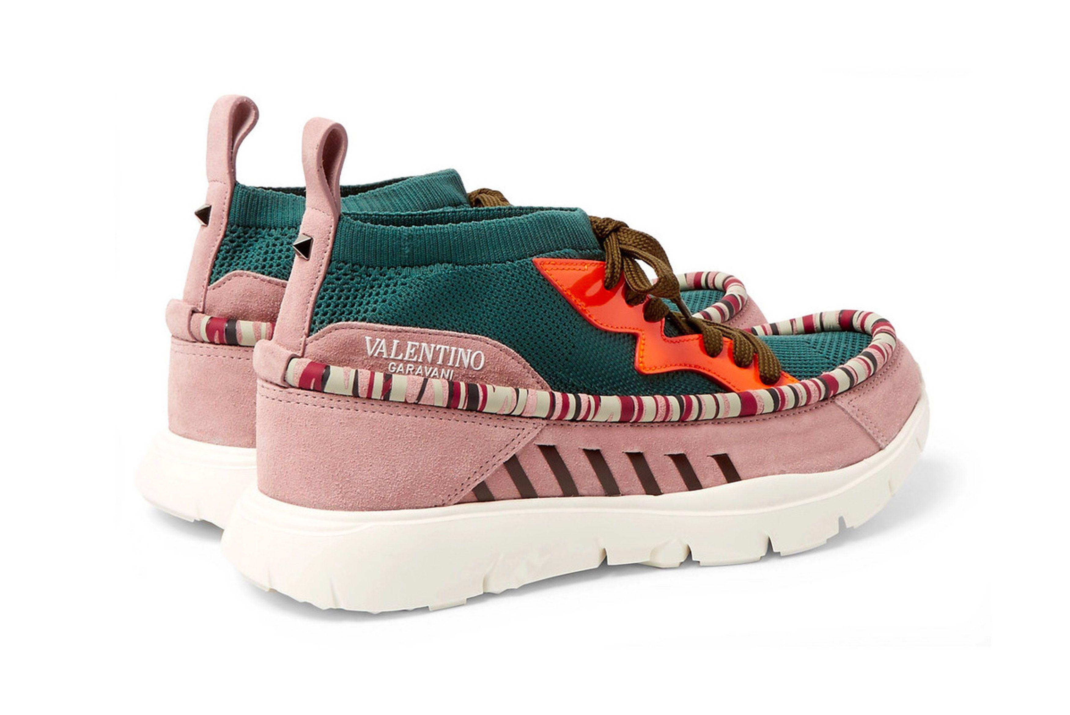 Valentino Heroes Tribe Sneakers Release 5 Sneaker Freaker