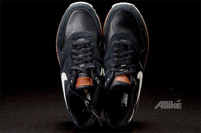 Nike Air Max 1 Premium Black Sail 5 1
