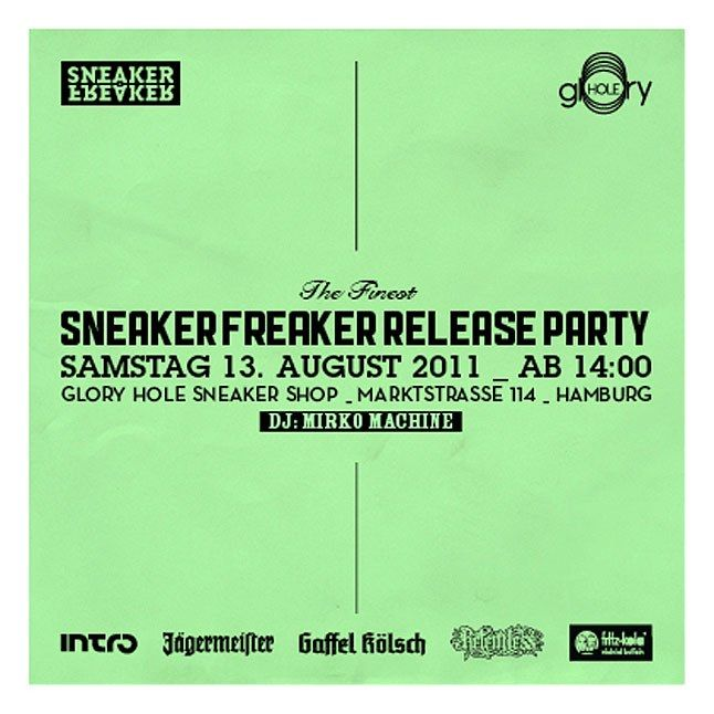 Sneaker Freaker Hamburg 1
