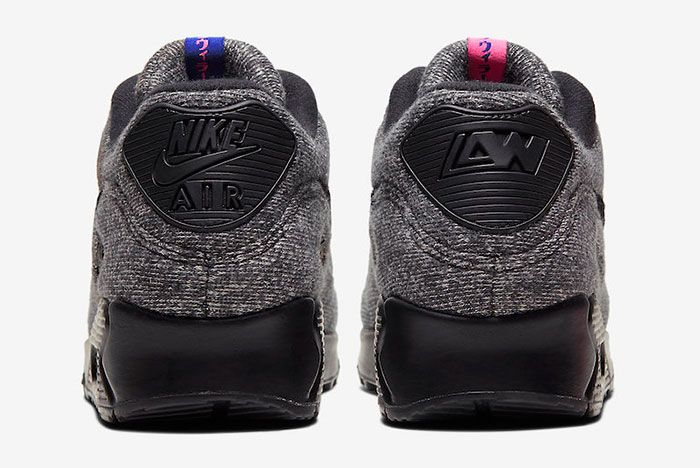 Loopwheeler Nike Air Max 90 Cq7854 001 Release Date 5Official