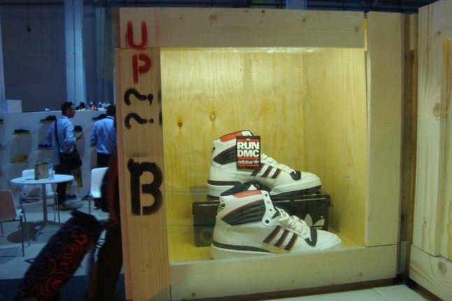 Adidas Run Dmc Hi 1