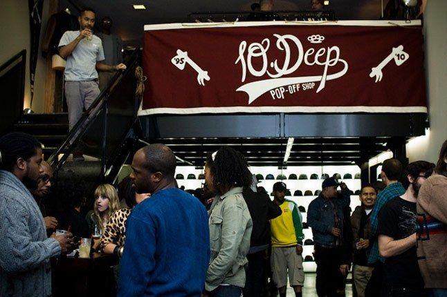 10 Deep Pop Up Shop La Opening Recap 1 1