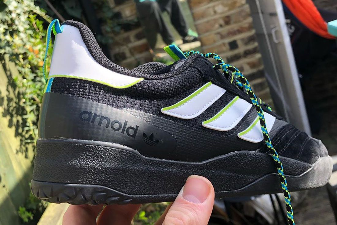Mikearnoldeluxe Mike Arnold Adidas Skateboarding Copa Nationale