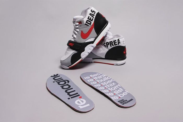Tedxportland Nike Air Trainer 1 Release Date Insoles Hero