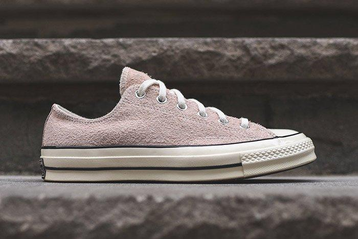 Converse Chuck Taylor All Star 70 Dusk Pink Suede 4