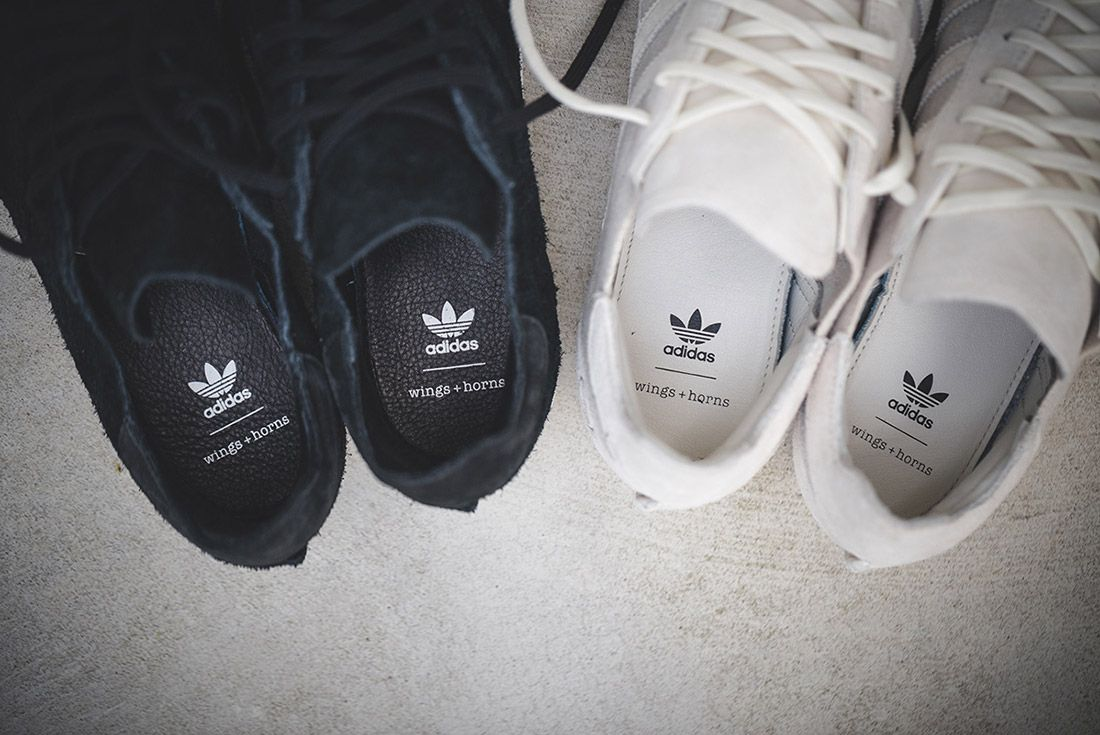Wings And Horns Adidas Collection 2
