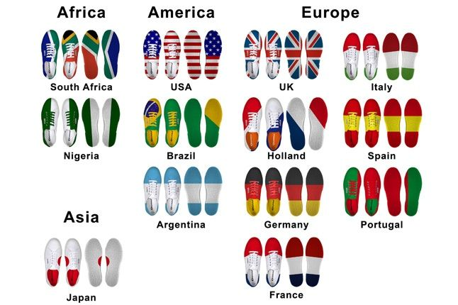World Cup Shoes 646 1