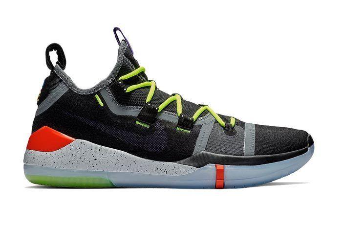 Nike Kobe Ad Volt Infrared 1