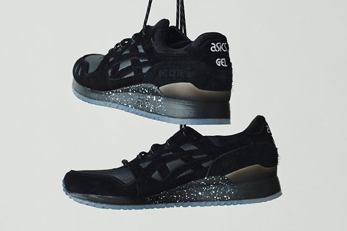 Emmi Japan Asics Gel Lyte Iii Black Release Date Pair