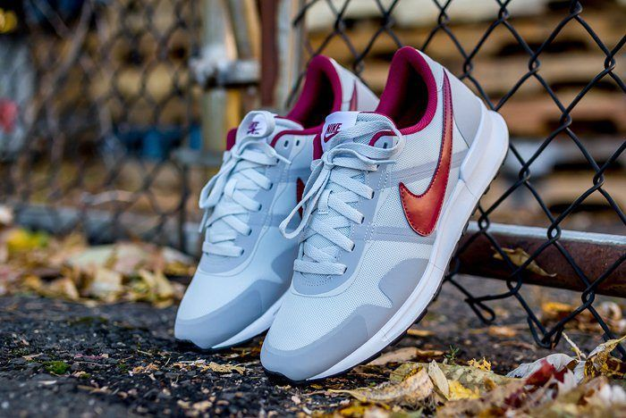 Nike Air Pegasus 83 30 Grey Red Packer 5