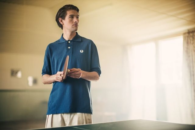 Nigel Cabourn Fred Perry 12