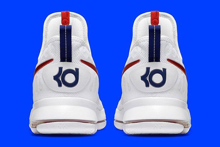 Nike Zoom Kd 9 Usa 7