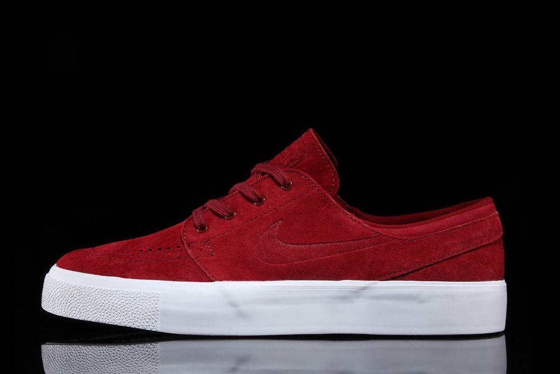 Nike Sb Zoom Janoski Premium Team Red7