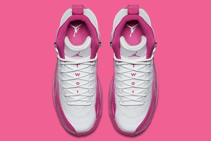Air Jordan 12 Gs Valentines Day12