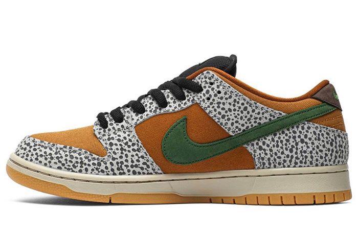 Nike Sb Dunk Low Safari Left