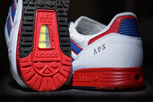 Adidas Aps Red White Blue 21