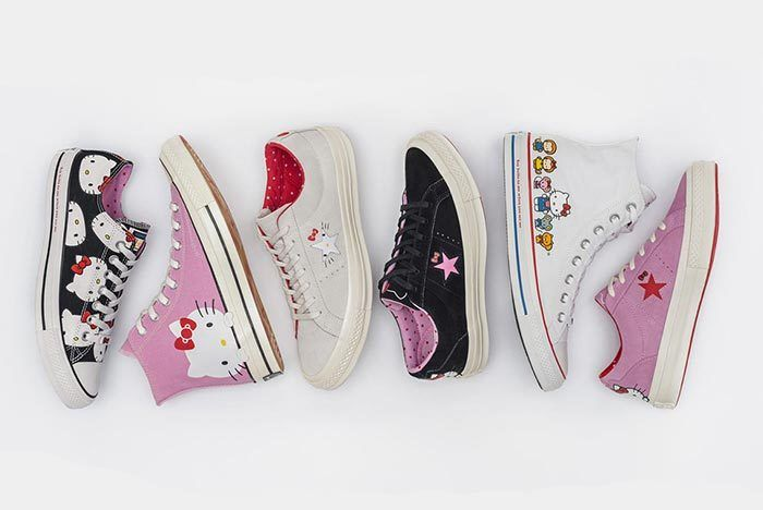 Converse Hello Kitty Collection Release Info