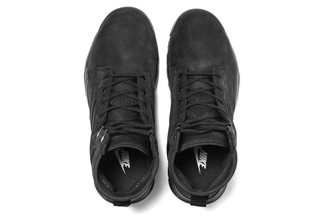 Nike Sfb 6 Inch Triple Black 1