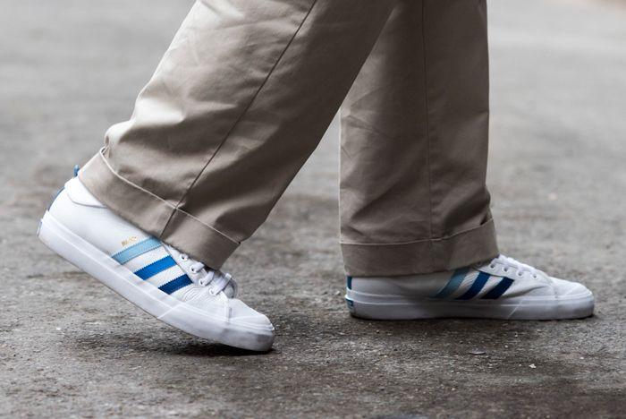 Adidas Na Kel Smith Matchcourt Mid 3