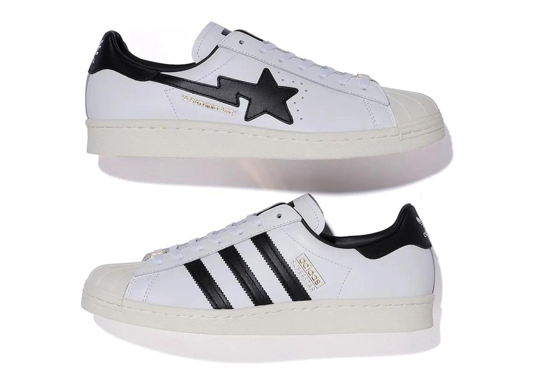 BAPE adidas Superstar 2021