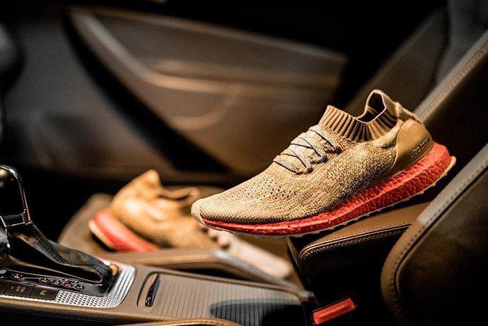 Adidas Ultra Boost Uncaged Tan Orange New York 4
