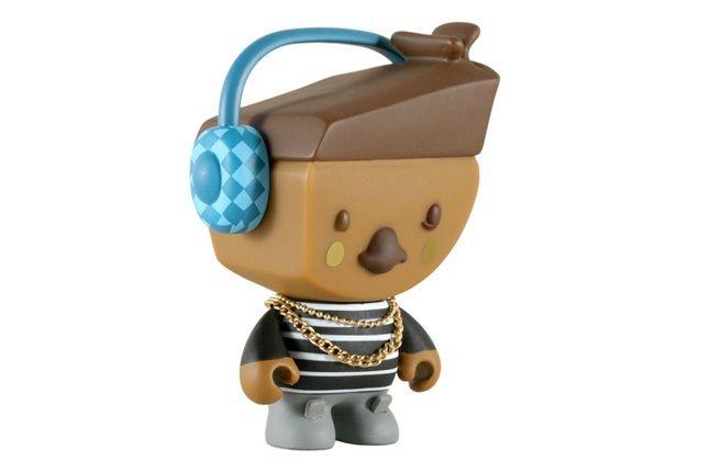 De La Kid Robot 5 1