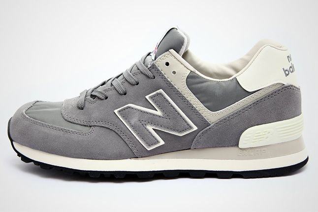 New Balance Ml574 Grey Beige 01 1