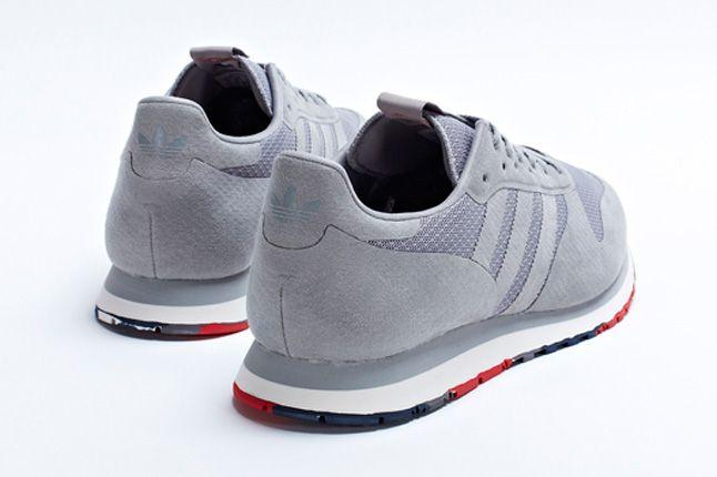 Adidas Consortium Cntr Grey Heels 1