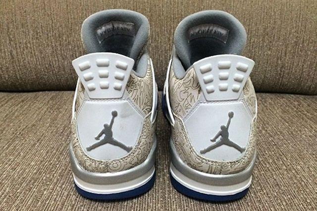 Air Jordan 4 Retro Laser5