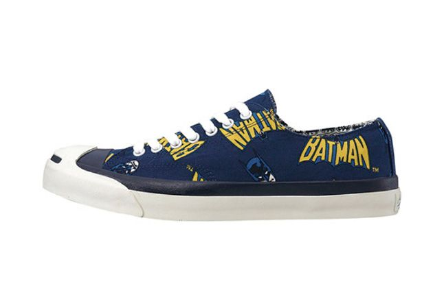 Converse Jackpurcell Hs Batman 1