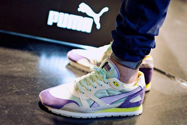 Puma Running Shoe 1