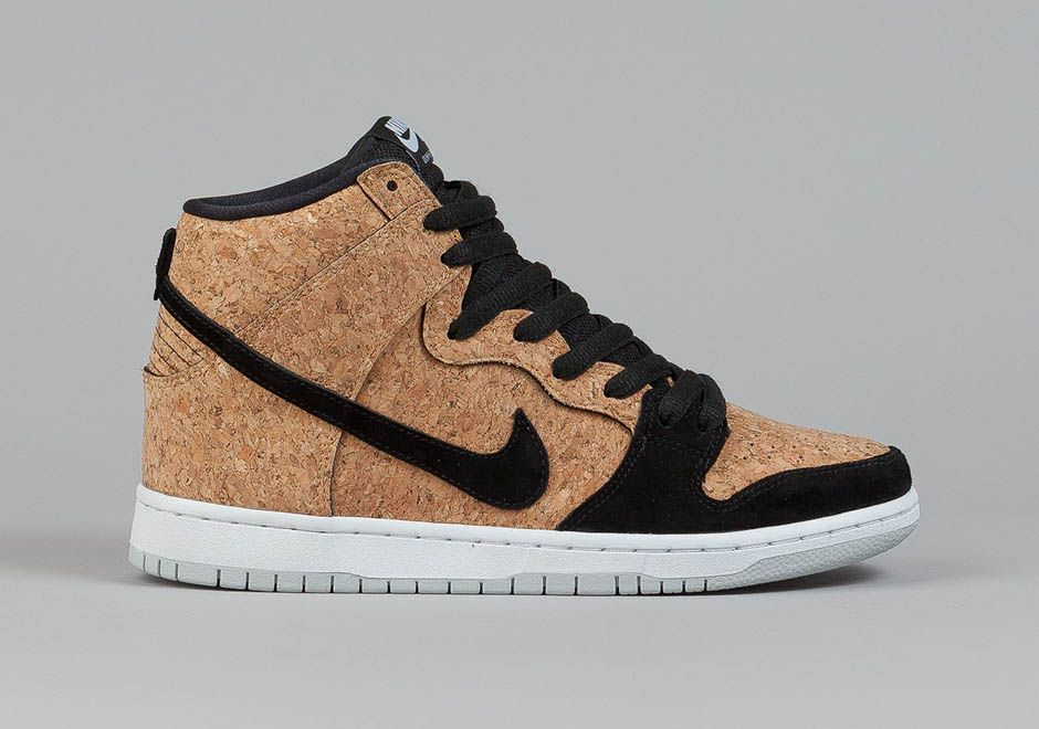 Nike Sb Dunk High Cork 2