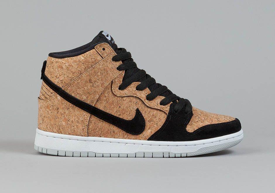 Nike Sb Dunk High Cork 2