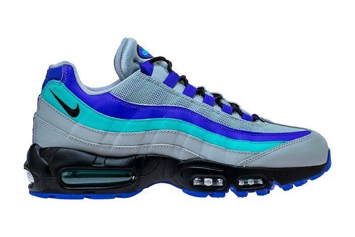 Nike Air Max 95 Blue 3