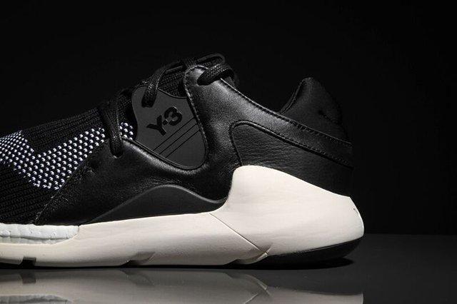 Adidas Y 3 Qr Black Black 1