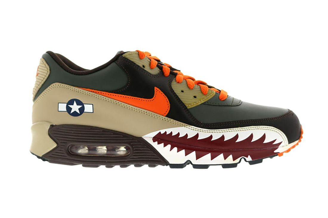 Nike Air Max 90 Warhawk 315728 381 Lateral