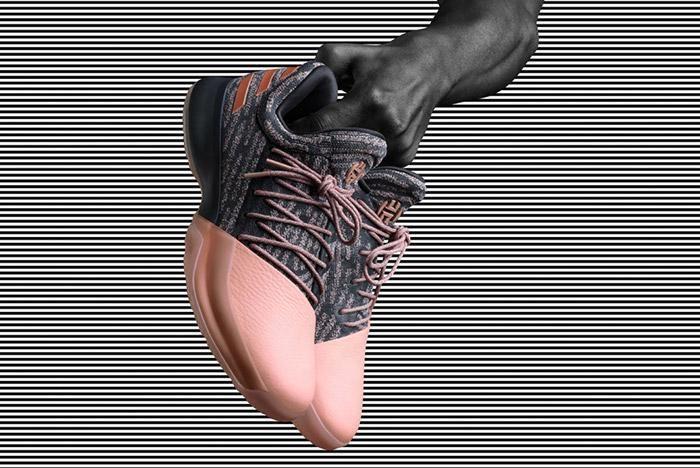Adidas Harden Vol 1 Gila0 Monster Pink 3