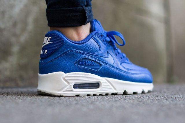 Nike Air Max 90 Blue 3