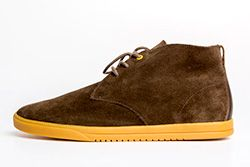Clae Strayhorn Unlined Umber Sideview Thumb