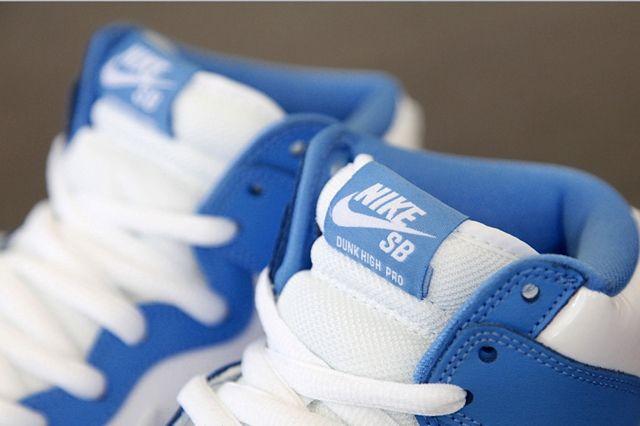 Nike Sb Dunk High Prm Rivalry Pack 6