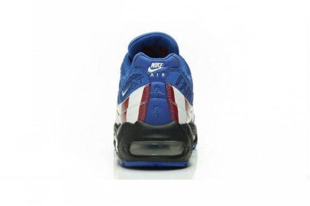 Nike Am95 Doernbecher Mike Armstrong Heel Detail 1