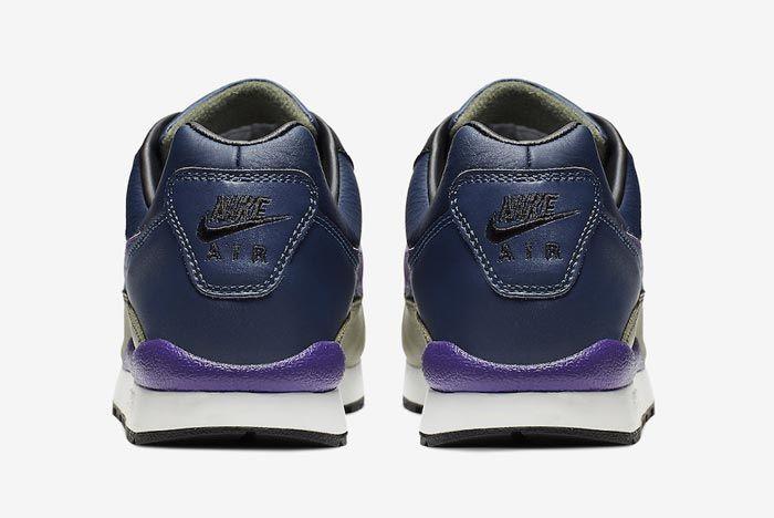 Nike Acg Wildwood Court Purple Midnight Navy Heels