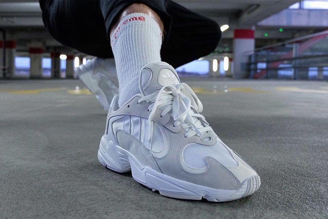 Adidas Yung 1 On Foot 5