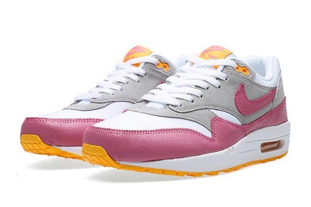 Nike Air Max 1 White Pink Glow 5