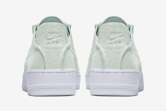 Nike Air Force 1 Decon Ghost Aqua Heel