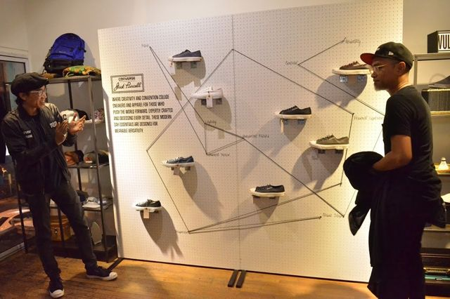 Converse Jack Purcell Pop Up Store Malaysia 8