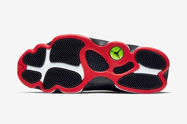 Air Jordan 13 Xiii Low Bred Bump 5