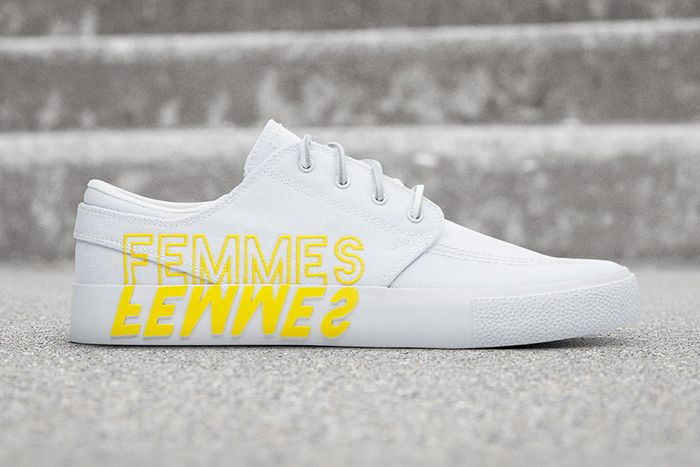 Nike Sb Janoski Rm Violent Femmes Release Date Right Lateral